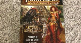 Best pathfinder adventure path