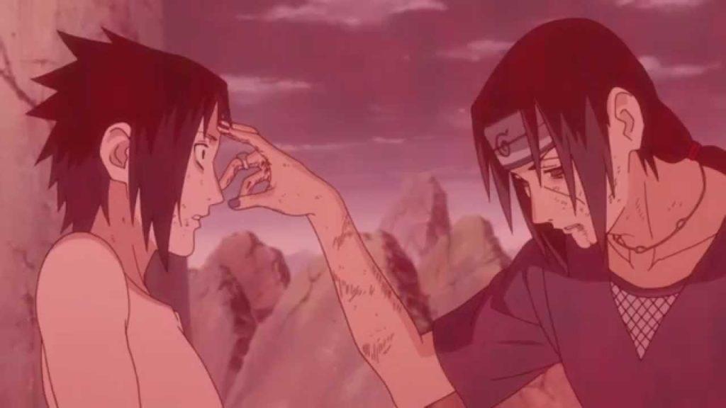 Itachi Uchiha vs Sasuke Uchiha
