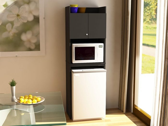 Is It Safe To Put A Microwave On Top Of Fridge Hi Boox