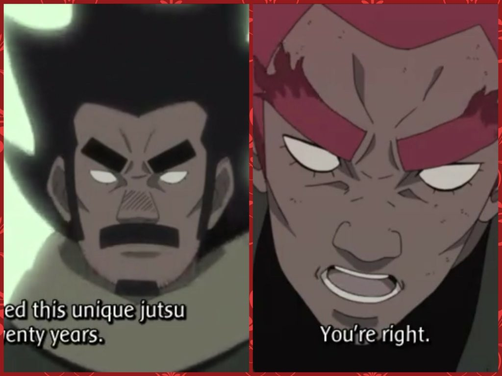 Might Guy vs Madara Uchiha