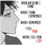 Sad anime quotes