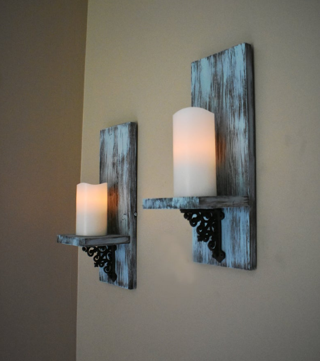 How Can You Choose A Rustic Wall Sconces 2020 Guide Hi Boox